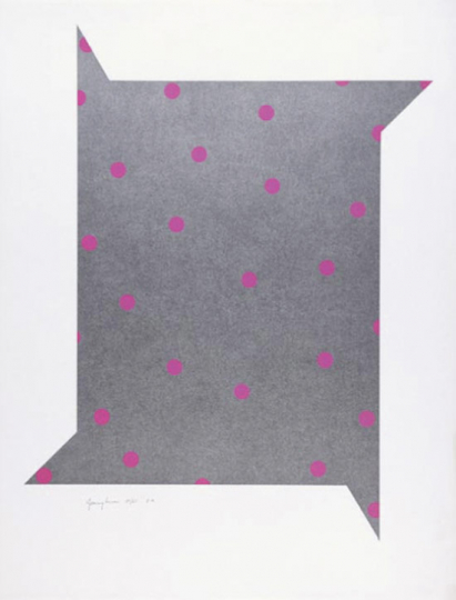 Jeremy Moon. Serigrafie, 1965/67.