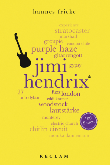 Jimi Hendrix. 100 Seiten.