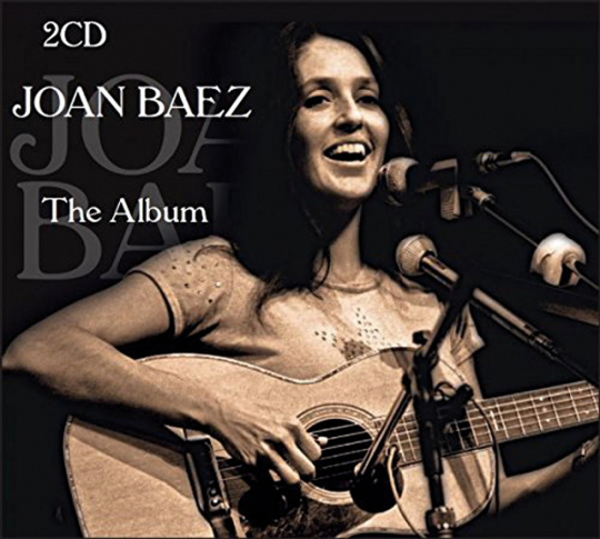 Joan Baez. The Album. 2 CDs.