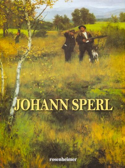 Johann Sperl. Leben und Schaffen.