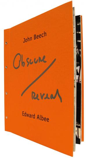 John Beech & Edward Albee. Obscure/Reveal.