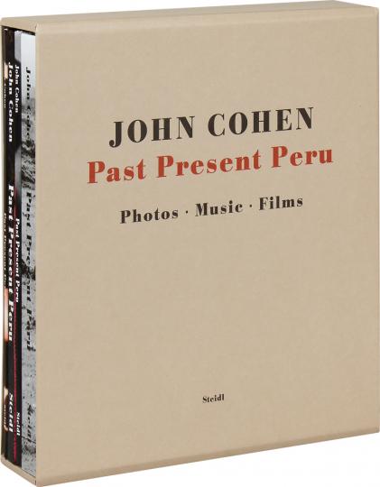 John Cohen. Past Present Peru. 2 Bände.