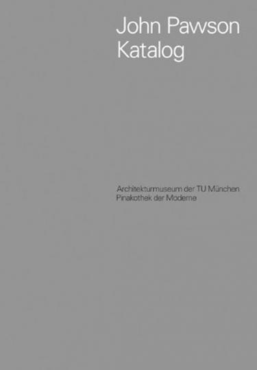 John Pawson. Katalog.