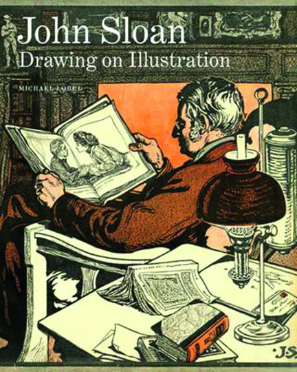 John Sloan. Maler und Illustrator.