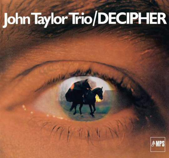 John Taylor. Decipher. CD.
