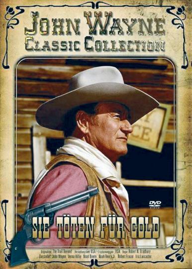 John Wayne Classic Collection DVD