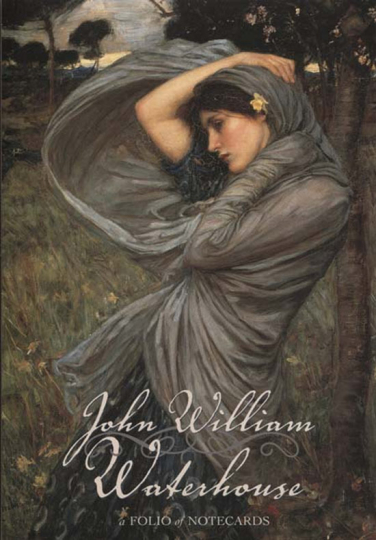 John William Waterhouse. Postkarten-Set.