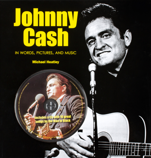 Johnny Cash in Words, Pictures and Music.