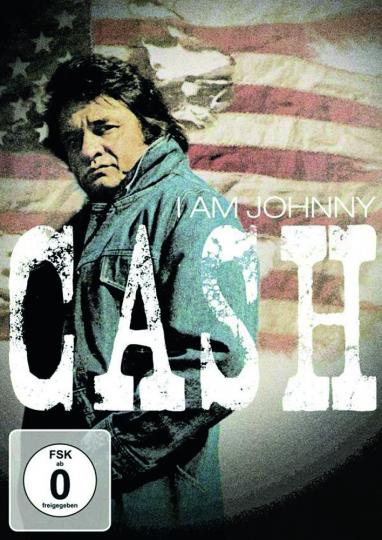 Johnny Cash. I Am Johnny Cash. DVD.