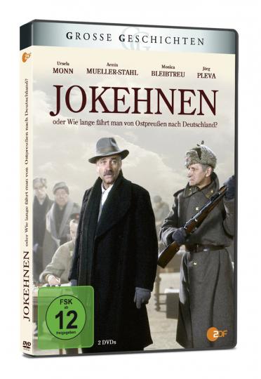 Jokehnen. 2 DVDs.