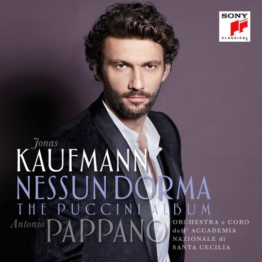 Jonas Kaufmann. Nessun Dorma - The Puccini Album. CD.