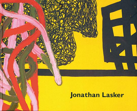 Jonathan Lasker.