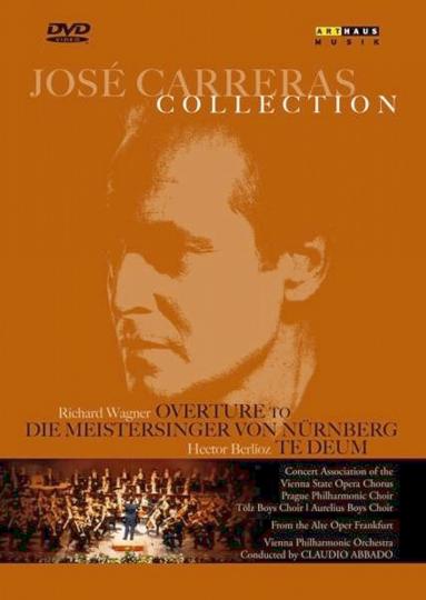José Carreras Collection. DVD.
