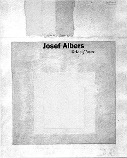 Josef Albers - Werke auf Papier.