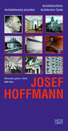 Josef Hoffmann. Architekturführer.