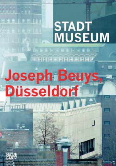 Joseph Beuys, Düsseldorf.