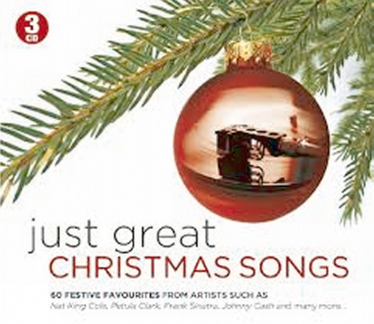 Just Great Christmas Songs 3 CDs