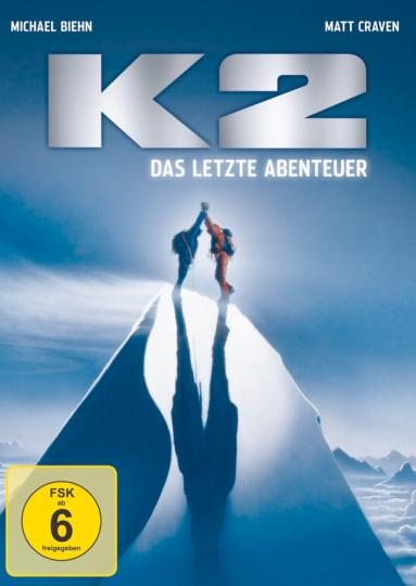 K2 - Das letzte Abenteuer DVD