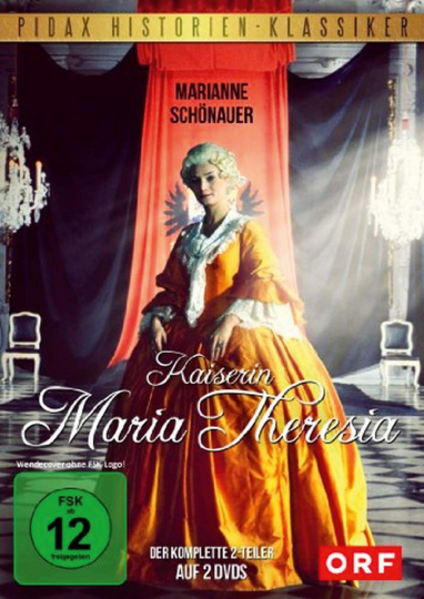 Kaiserin Maria Theresia 2 DVDs