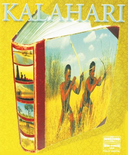 Kalahari, DVD