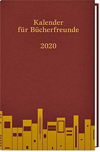 Kalender 2020. Cabra-Leder.