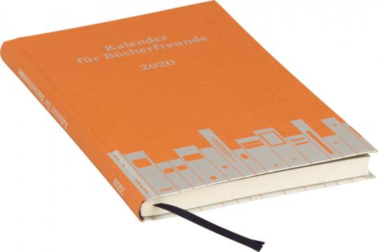 Kalender für Bücherfreunde. Das Jahr 2020.