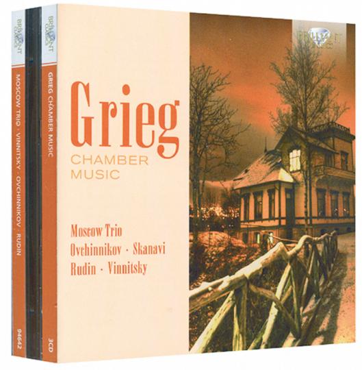 Kammermusik 3 CDs