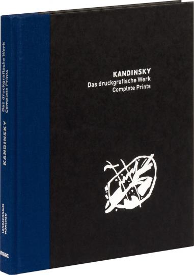 Kandinsky. Das druckgrafische Werk.