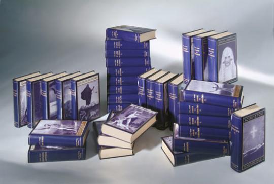 Karl May. Reprints der 33 Freiburger Erstausgaben.