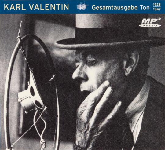 Karl Valentin. Gesamtausgabe Ton.