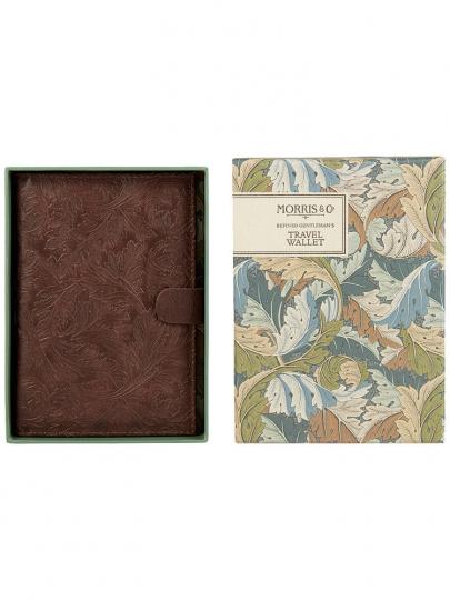 Karten- und Geldschein-Etui »William Morris«.