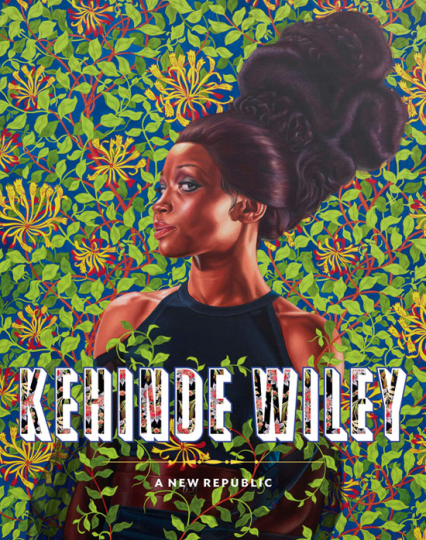 Kehinde Wiley. A New Republic.