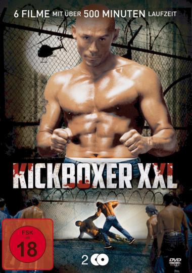 Kickboxer XXL 2 DVDs