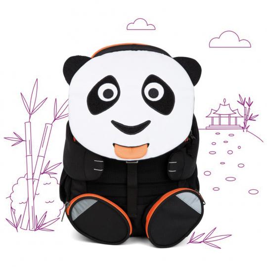 Kinderrucksack Panda.