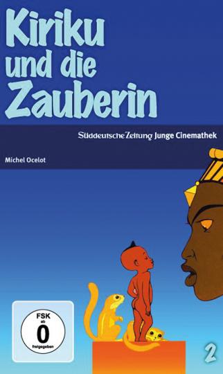 Kiriku und die Zauberin. DVD.