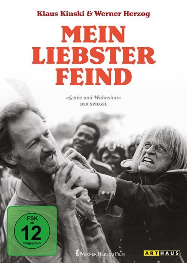 Klaus Kinski & Werner Herzog. Mein liebster Feind. DVD.