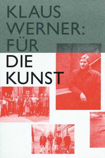 Klaus Werner: Für die Kunst.