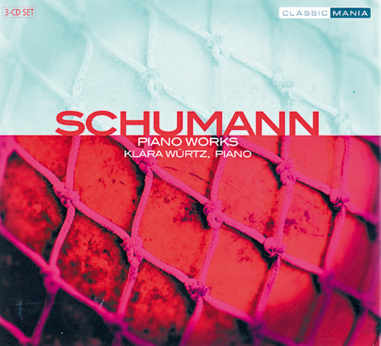 Robert Schumann. Klavierwerke. 3 CDs.