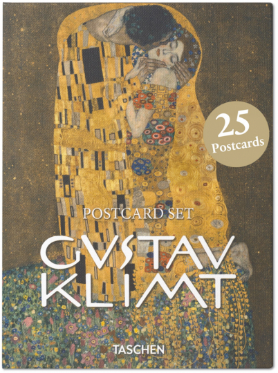 Klimt Postkarten-Set