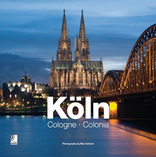 Köln. Fotobildband inkl. 4 CDs.