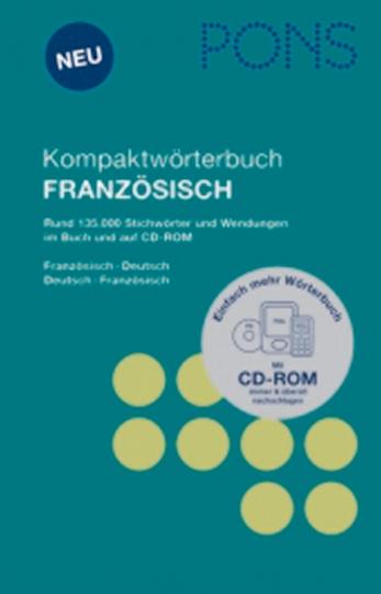 Kompaktwörterbuch Französisch - Französisch-Deutsch / Deutsch-Französisch