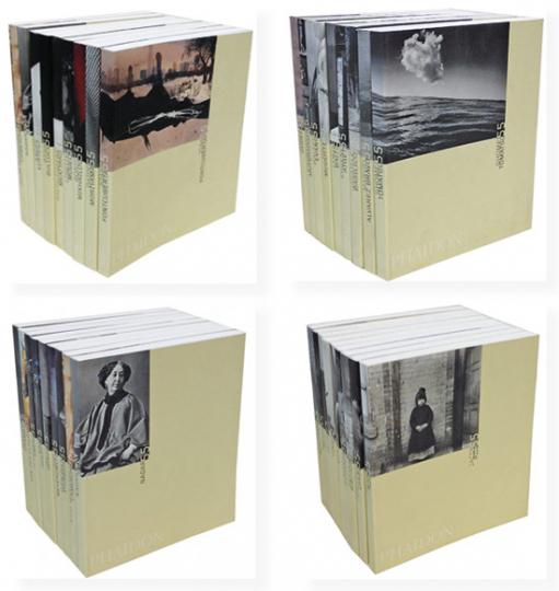 Komplette Bibliothek der Meisterfotografen.