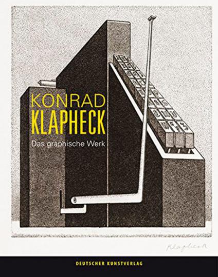 Konrad Klapheck. Das graphische Werk.