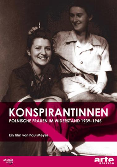 KONSPIRANTINNEN DVD