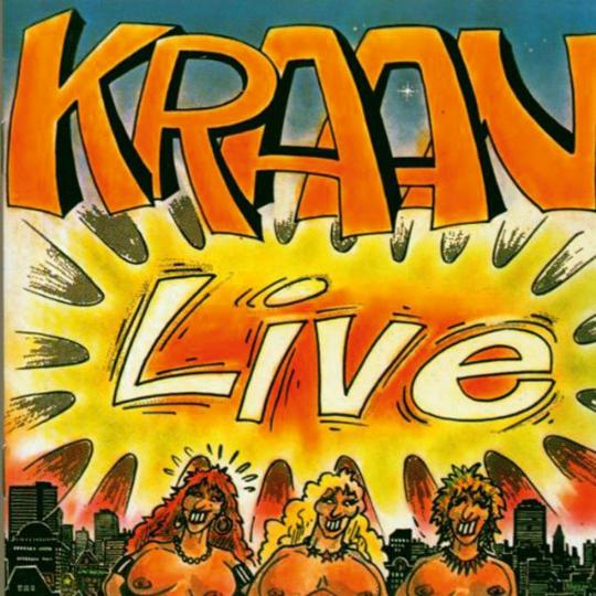 Kraan. Live. CD.