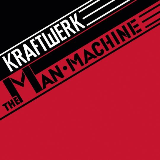Kraftwerk. The Man Machine. CD.