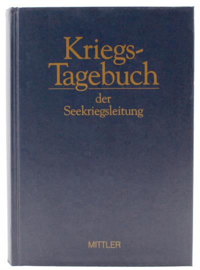 Kriegstagebuch der Seekriegsleitung Seekriegsleitung 1939-45 Januar 1942 Bd. 29