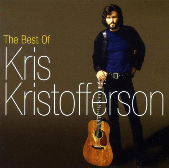 Kris Kristofferson. The Best Of Kris Kristofferson. CD.