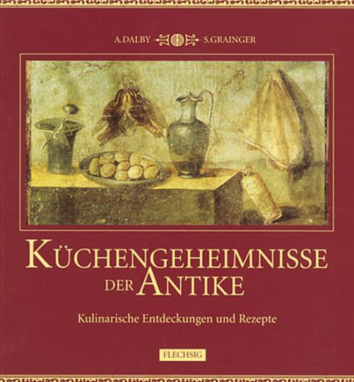 Küchengeheimnisse der Antike.