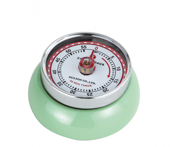 Küchentimer »Speed«, mintgrün.